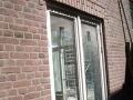 nieuw raam zijgevel